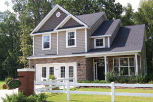 Home built by Dan Ryan Builders. Dan Ryan, Charleston builder